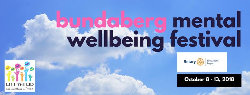 Bundaberg Mental Wellbeing Festival
