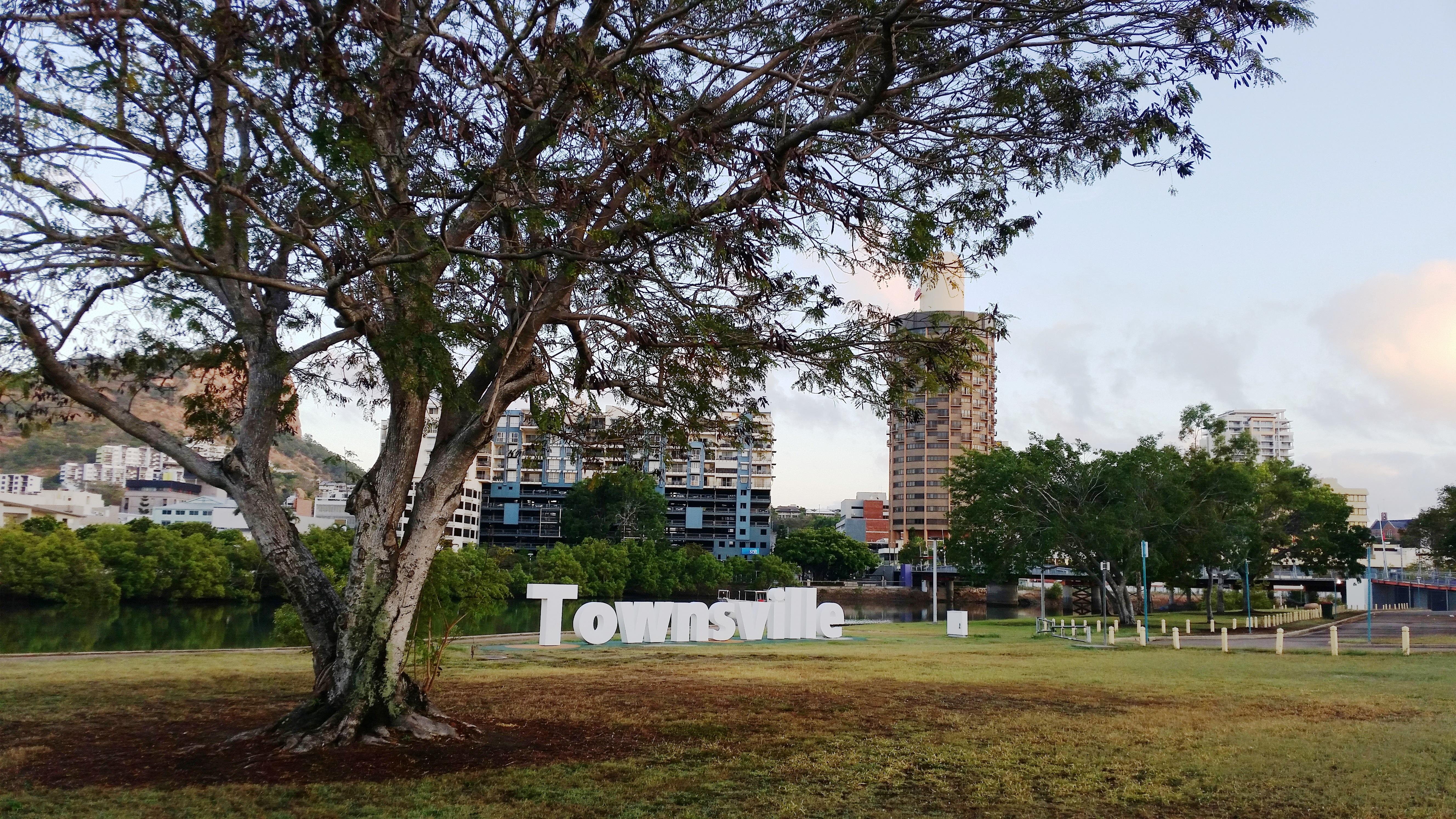 Light Up Townsville