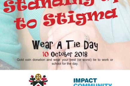 Shalom Tie Day