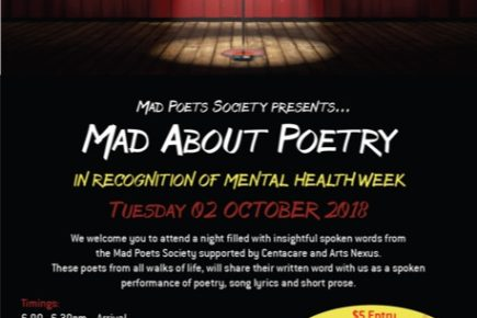 Mad About Poetry