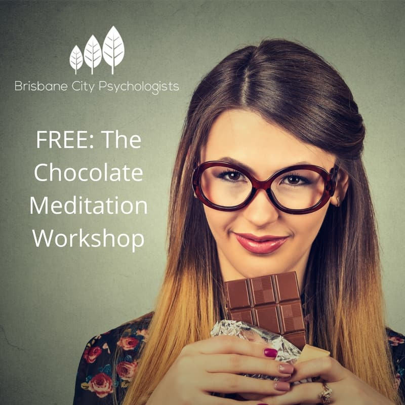 BCP Free Chocolate Meditation Workshop