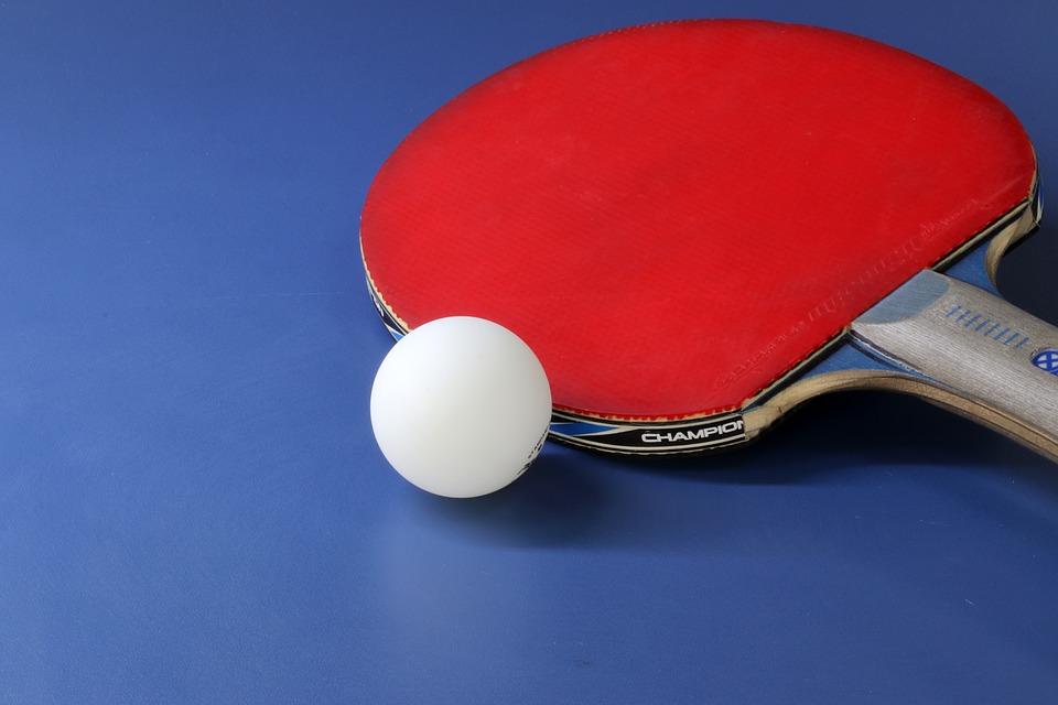 Intense Ping Pong Match - Video of the Day | Viabell